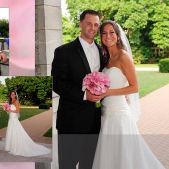 Gross & Sandarciero's Wedding Album