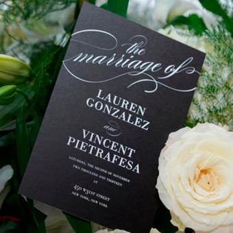 Vincent & Lauren's Wedding Album